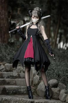 Evil and Sin Halloween Gothic Lolita JSK