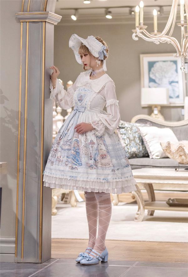 Alice Girl -Maiden Room- Sweet Lolita JSK