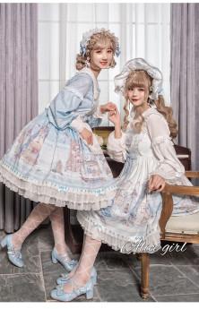 Alice Girl -Maiden Room- Sweet Lolita OP Dress