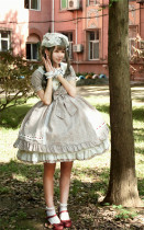Neverland -Summer Doll- Sweet Lolita OP Dress