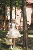 Neverland -Summer Doll- Sweet Lolita OP Dress