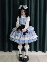 Neverland -Cake Party- Sweet Lolita JSK