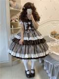Neverland -Cake Party- Sweet Lolita JSK