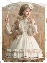 The Shepherdess Classic Lolita OP Dress