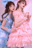 Alice Girl -Maiden Party- Sweet Lolita Hairclip and Wristcuffs