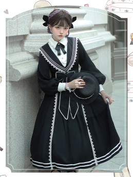 Pride and Prejudice Classic Lolita OP Dress