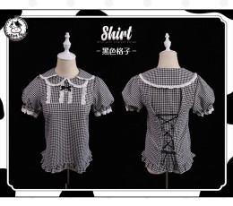Alice Girl -Margaret- Sweet Doll Lolita Blouse