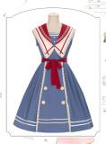 Blue Poem Sailor Lolita JSK