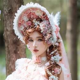 Gorgeous Fairy Tea Party Princess Lolita Accessories