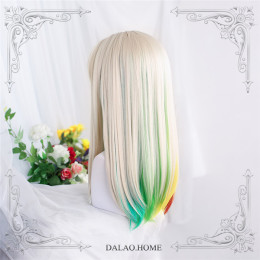 Dalao - Source of Dream- 50cm Long Straight Lolita Wig