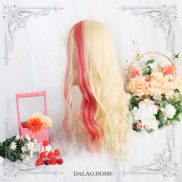 Dalao -Shining Sun- Long Big Curls Wavy Lolita Wig
