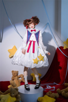 Star and Duck Classic Lolita OP Dress