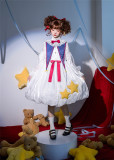 Star and Duck Classic Lolita OP Dress