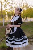 Withpuji -Manor- Countryside Classic Lolita OP Dress