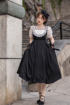 Withpuji -The Quiet Time- Classic Lolita OP Dress