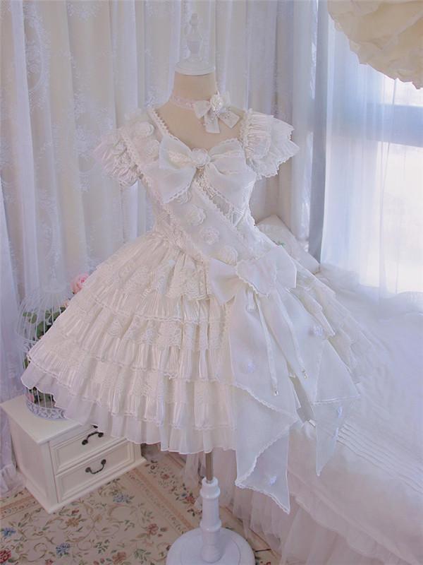 Alice Girl -Spring Song- Sweet Lolita JSK