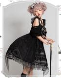 Night Spirit Classic Lolita JSK Set