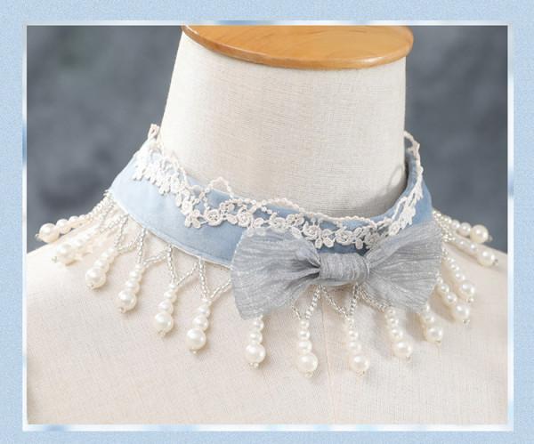 BoliCherry -Cloud of Fog Island- Lolita Accessories
