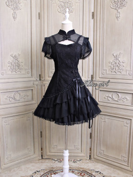 Alice Girl -Elegant Lady- Qi Lolita OP Dress