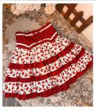 Magic Tea Party -Cherry Tea Party- Sweet Lolita Skirt with Suspender