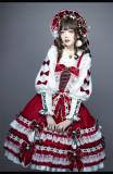 Leicester Sweet Long Sleeve Lolita Blouse