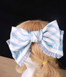 Alice Girl -Summer Letter- Sweet Lolita Hairclilp