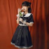 Withpuji -The Fragrance- Classic Lolita OP Dress