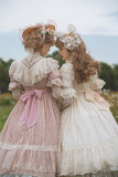 Miss Point -The Rose- Classic Casual Lolita OP Dress