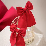 Cranberry Sweet Lolita Hairclips and Headbow