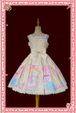 Infanta -Dolly House- Sweet Lolita JSK and Headbow