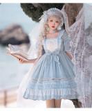 Floating Dream Sweet Lolita OP Dress