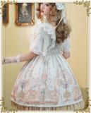 Peace Laureate Classic Lolita OP Dress