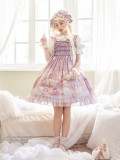Count Sheep Sweet Lolita JSK and Headdress