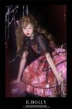 Baduoni -Bombing Strawberry- Sweet Lolita JSK