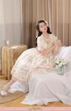 Baduoni -Moon Among the Stars- Classic Lolita OP Dress
