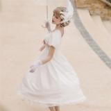 Withpuji -Moon Song- Classic Lolita OP Dress