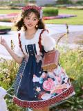 Eieyomi -Marshmallow- Sweet Lolita JSK