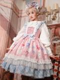 Puppet Dresser Sweet Lolita JSK and Headdress
