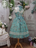 Miss Point -Malus Spectabilis in the Moon- Classic Casual Lolita JSK