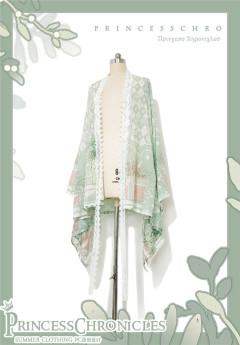 Princess Chronicles -Limited Blossom- Ouji Lolita Long Bolero