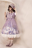 Spring and Autumn of Mermaid Classic Lolita OP Dress