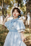 Withpuji -Butterfly in the Dream- Classic Lolita OP Dress