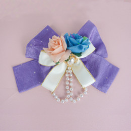 Spring and Autumn of Mermaid Classic Lolita Headdress and Necklace