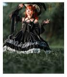 Little Witch Gothic Halloween Lolita JSK Dress