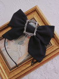 Alice Girl -Famous Detective Ally- Ouji Lolita Hat and Headbow