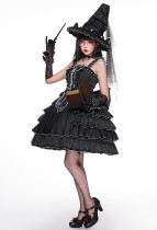 The Witch Baya Halloween Gothic Lolita JSK
