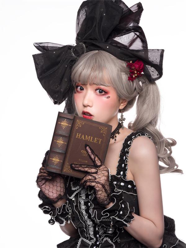 The Witch Baya Halloween Gothic Lolita Accessories