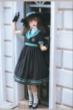 CatHighness - Magic Academy- Classic College Halloween Lolita OP Dress