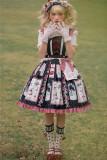 Vcastle - Berry Lab - Sweet Lolita Salopettes