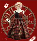 Neverland -Red Queen- Gothic Lolita JSK